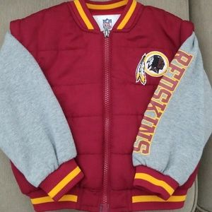 Jacket  Toddler NFL Washington Redskins